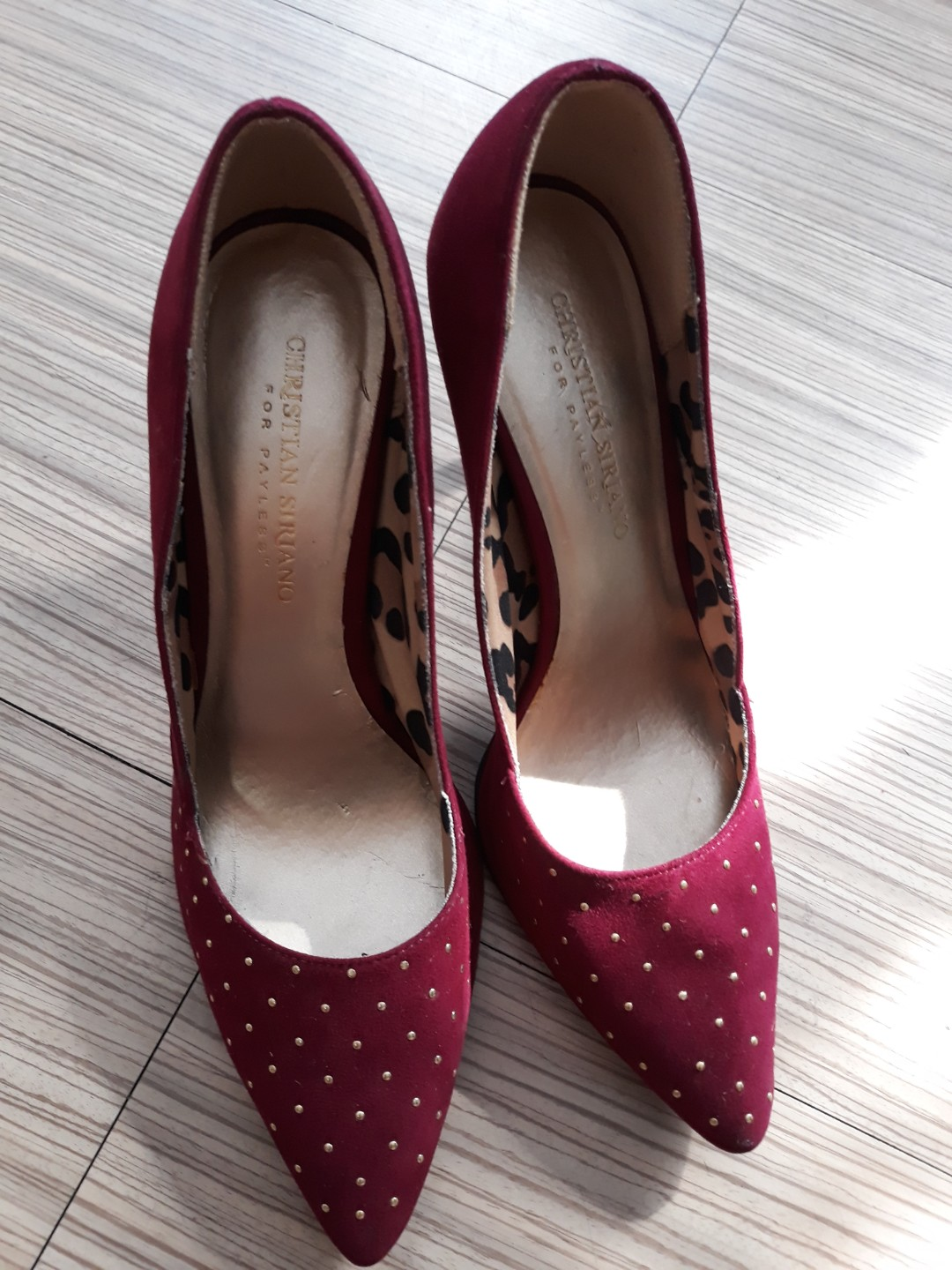 0dc296b177f5 Christian Siriano for Payless Studded Pumps