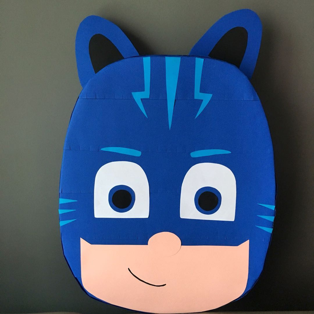 Customized PJ mask catboy Pinata