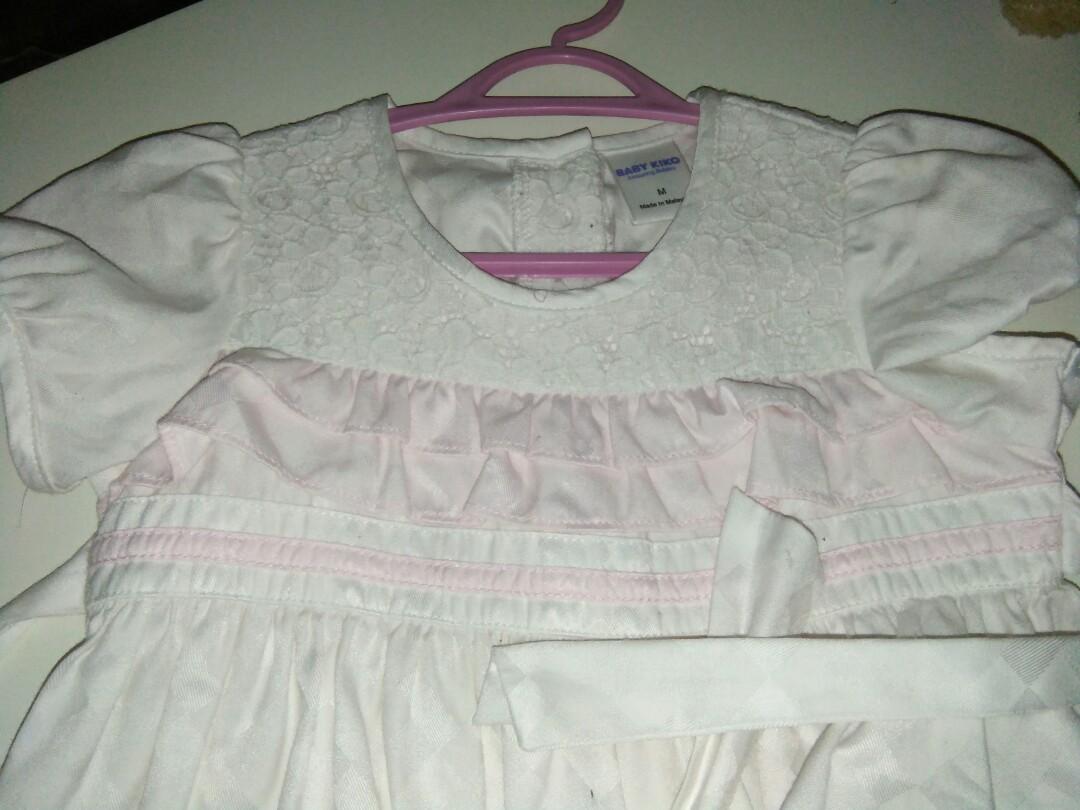 Dress Anak Pink Flower6 Daftar Harga Termurah Dan Terlengkap Di Gamis Bayi Berompi Motif Flower Hello Kity 6 12 Bln Available 4 Color Kongsi Senarai Ini