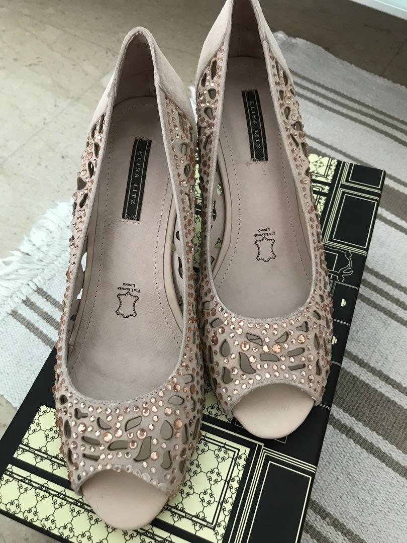 5098cb90b02 Elisa Litz Shoes
