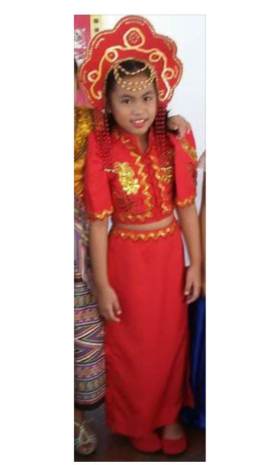 Filipino Party Dress