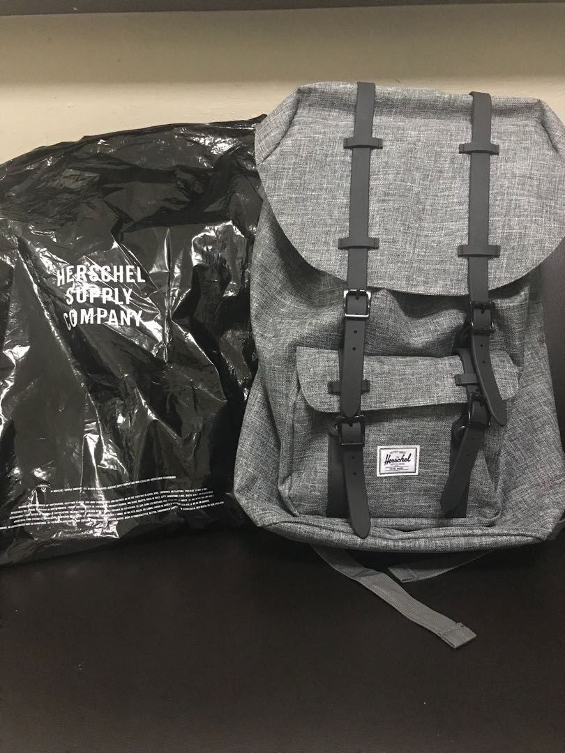 Herschel Little America Full Volume, Men's Fashion, Bags & Wallets, Backpacks on Carousell
