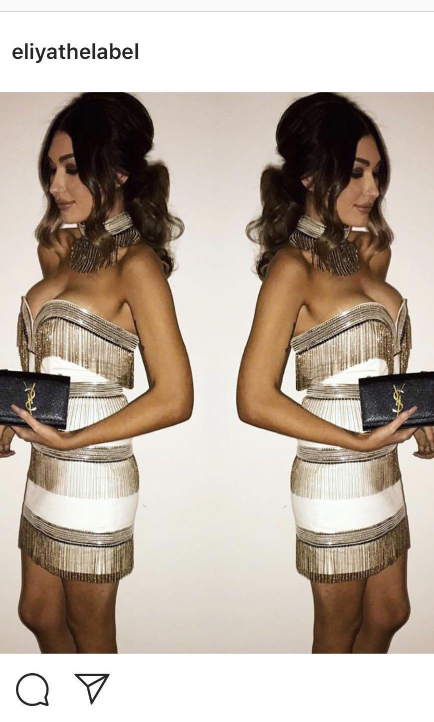 HIRING: Eliya the label Anarchy dress and choker