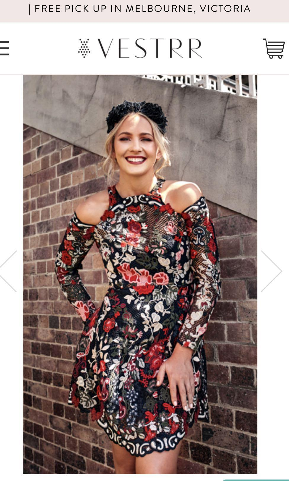 HIRING: Thurley Valencia Dress Size 8