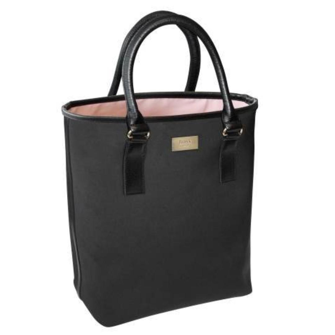 af01ab9b6cc Hugo Boss Black Tote Bag, Women's Fashion, Bags & Wallets, Handbags on  Carousell