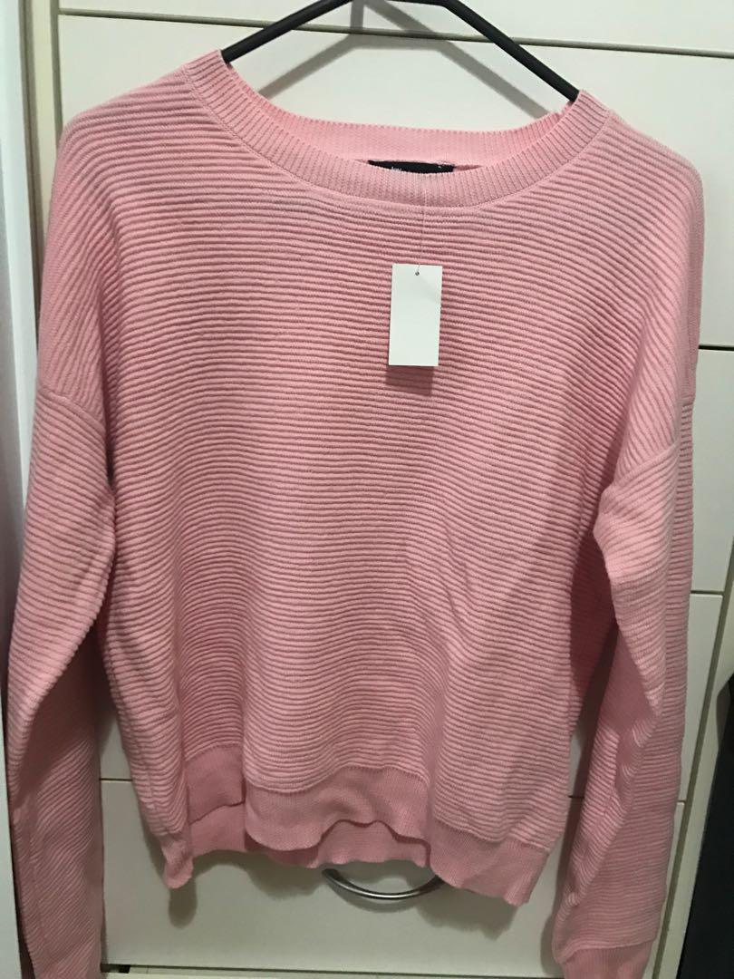 Jay Jays Baby Pink Sweater S