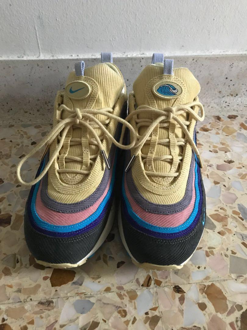 34ff85c4234 Nike Airmax 97 Sean Wotherspoon