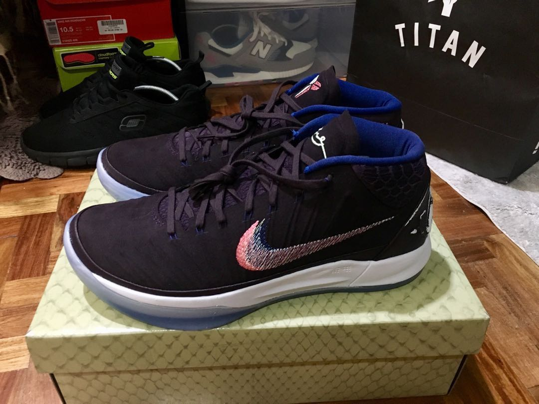 "Nike Kobe AD Mid ""Portwine"", Men's"