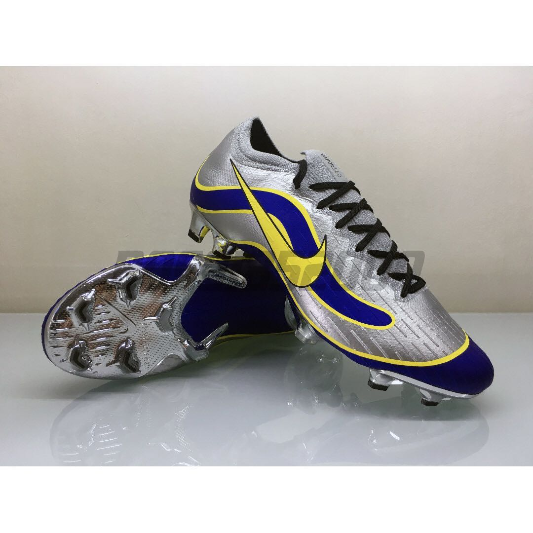 0d6ffa339 Nike Mercurial Vapor 360 Elite FG Premium NikeiD Football Boots 1998  version (Limited Release) , Men's Fashion, Footwear, Boots on Carousell