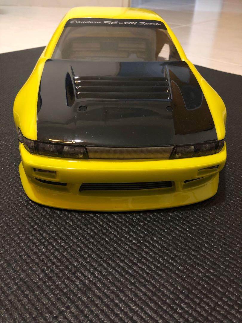 Pandora RC Drift Body Shell, Toys & Games, Others on Carousell