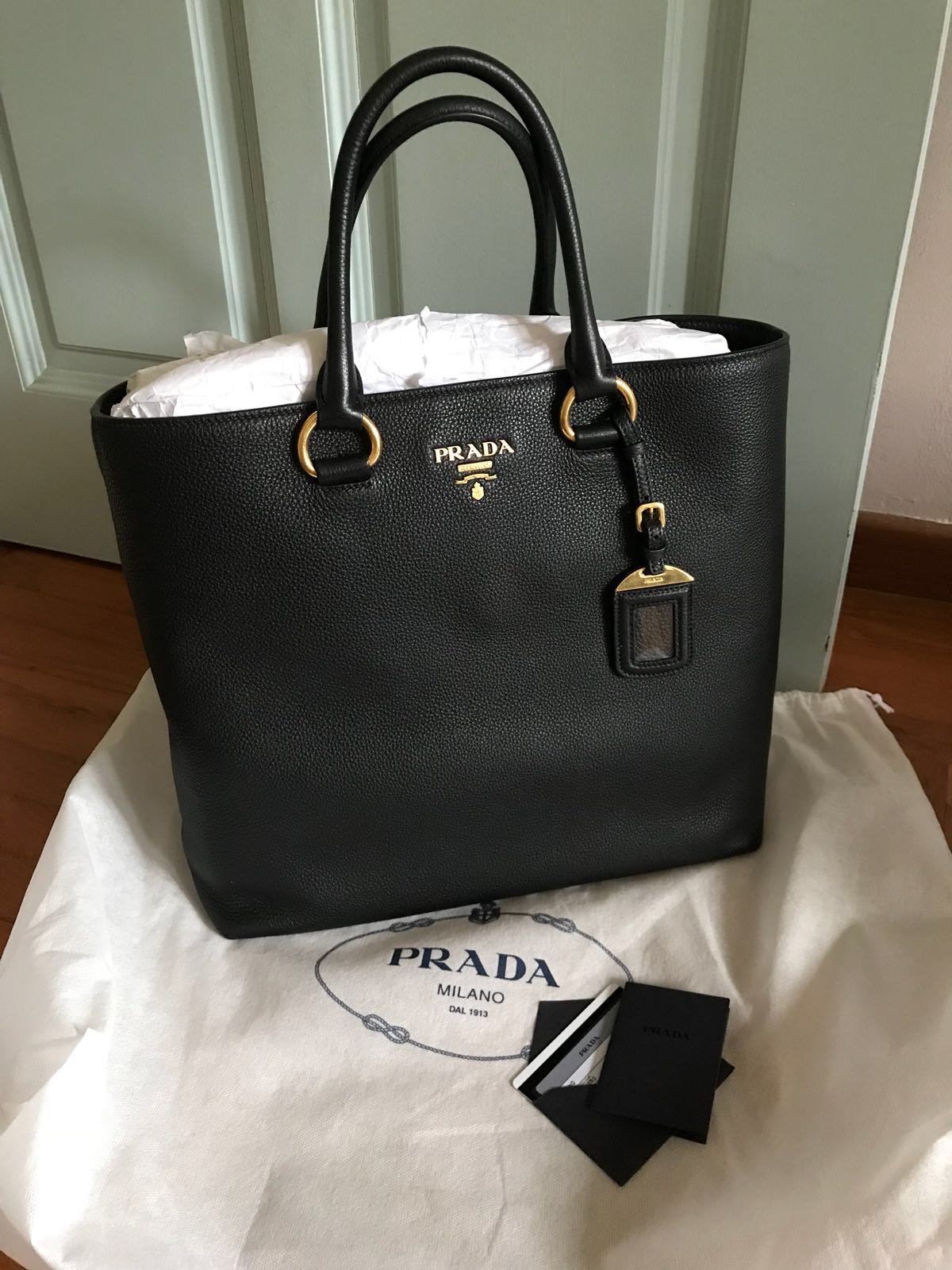 1e398dc590 uk prada milano purse ebay 8bd99 cc676  where to buy authentic prada tote  bag 1bg865 black luxury bags wallets handbags on carousell 76f1e