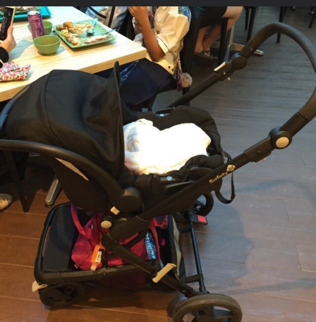 Safety First Car Seat Stroller Babies Kids Strollers Bags
