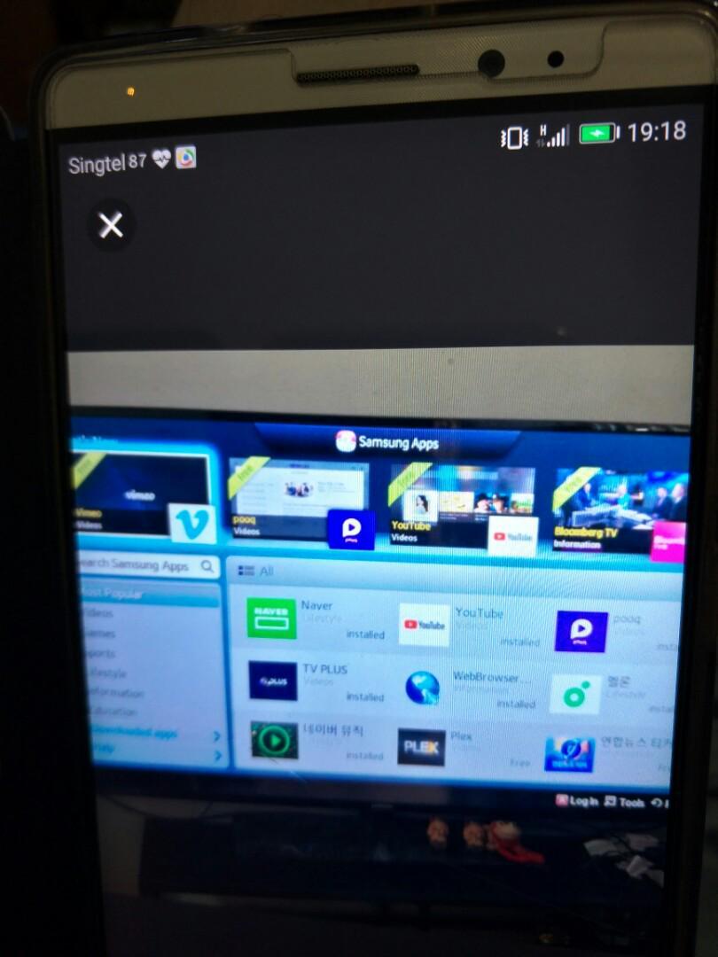 Samsung 32 inch Smart Led Tv, Home Appliances, TVs