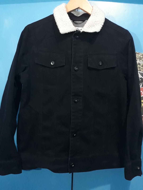 Shaun White Sherpa Jacket Mens Fashion Clothes On Carousell