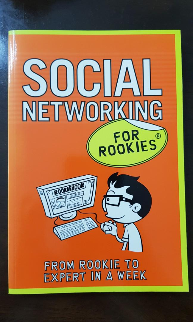 Social Networking for Rookies