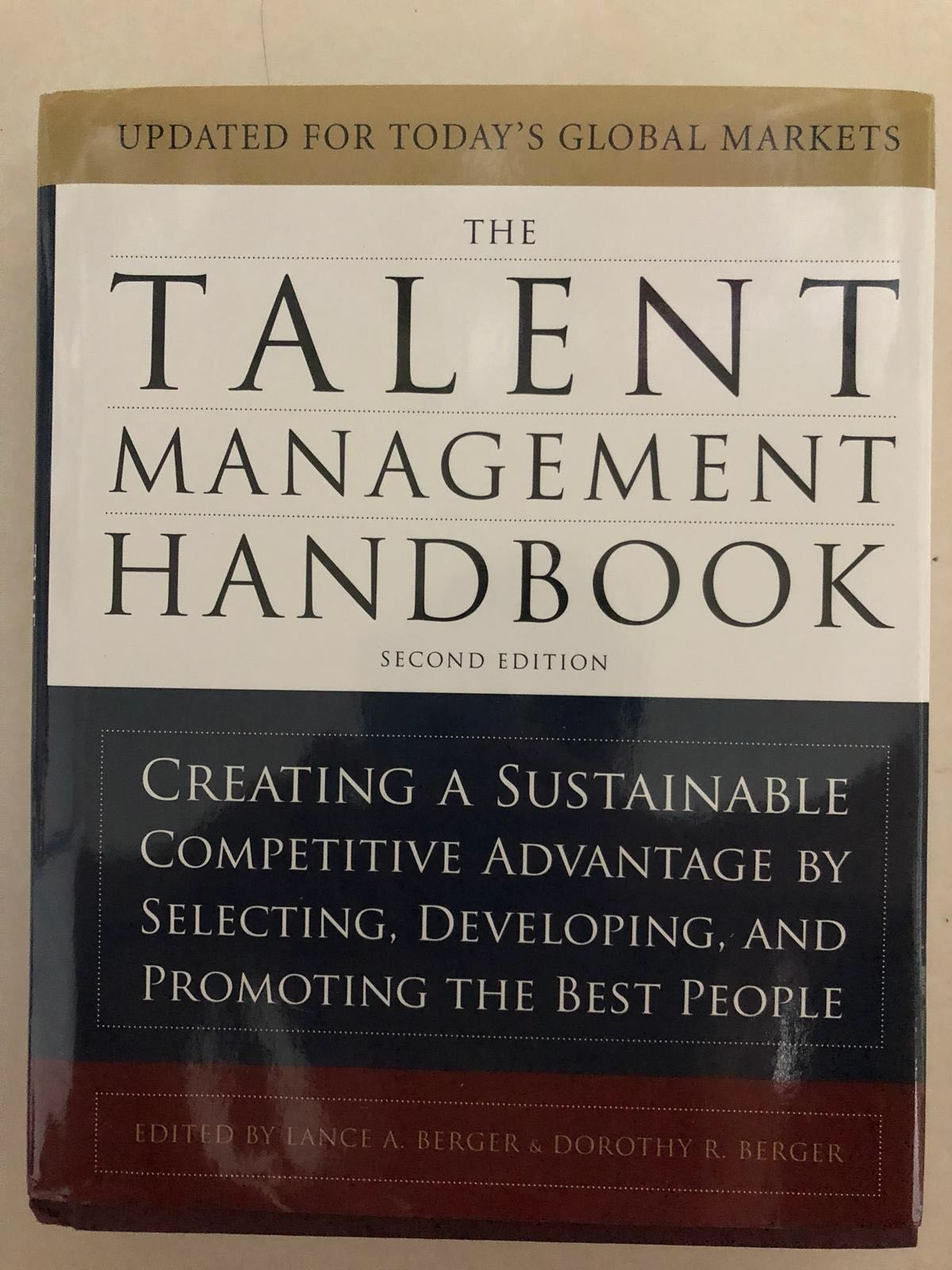 The Talent Management Handbook - second edition, Books & Stationery,  Textbooks, Professional Studies on Carousell