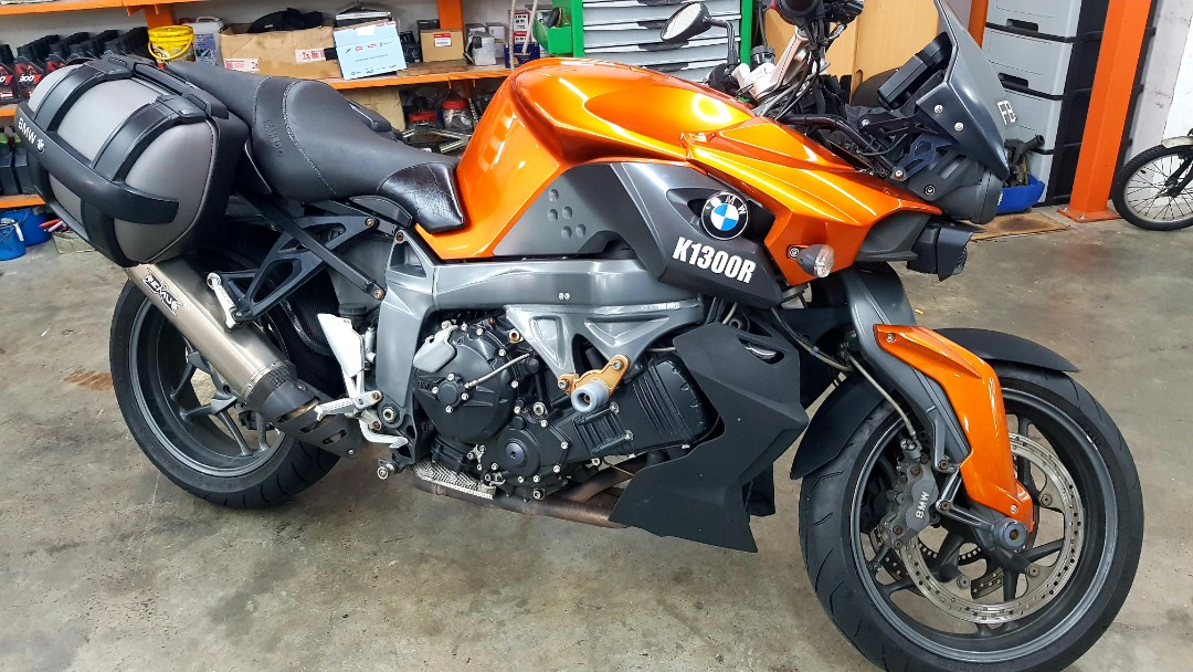 Used 2010 Bmw K1300r Motorbikes Motorbikes For Sale Class 2 On