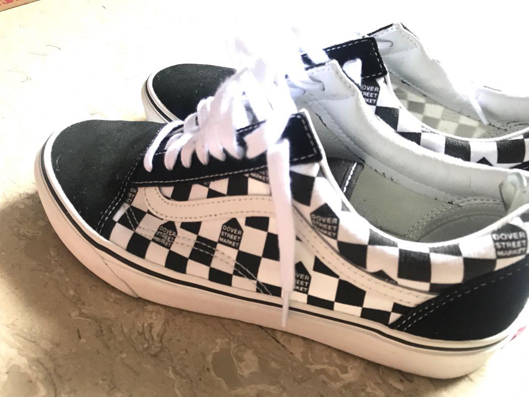 34543b6957d8c0 Vans DSM Checkerboard Old Skool