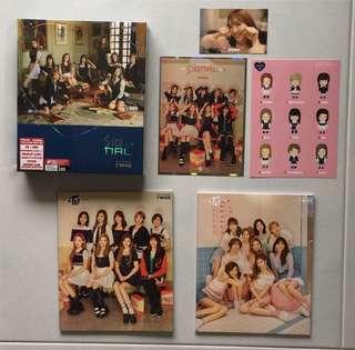 Twice Signal Thailand Edition with Nayeon Photocard