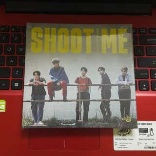 [READY STOCK] DAY6 - SHOOT ME (Trigger ver.)