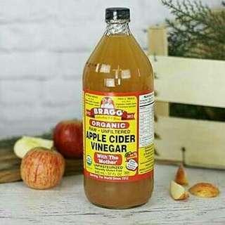 Cuka apel Bragg full size