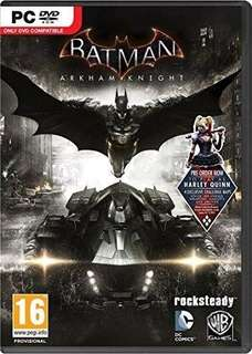 Batman Arkham Knight STEAM PC GAME