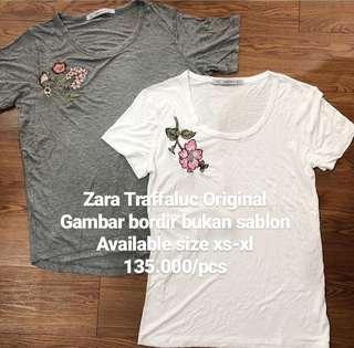 Zara Traffaluc Original