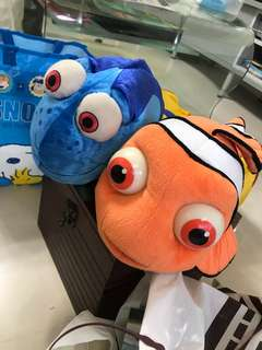 🚚 海底總動員 尼莫多莉玩偶