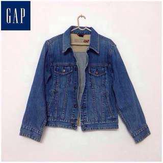GAP Denim Jacket Blue Jeans Authentic Outerwear Women S