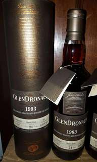 Glendronach 24 Year Old 1993 Exclusive #647
