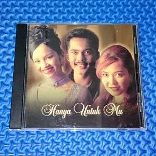 🆒 Nassier Wahab, Raja Ema & Dilla Alie - Hanya Untuk Mu [1999] Audio CD