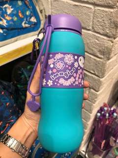 Smiggle Silicon Water Bottle