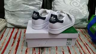 ADIDAS STAN SMITH Navy Blue EXCELLENT CONDITION