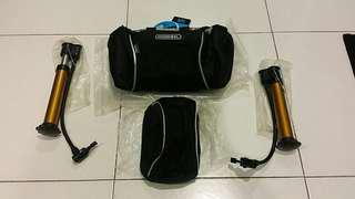 Roswheel Bag & Small Bag & 2 X Airpump
