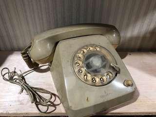 Telpon Putar Kuno SIEMENS