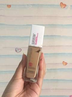 Maybelline Superstay 24H Coverage Foundation