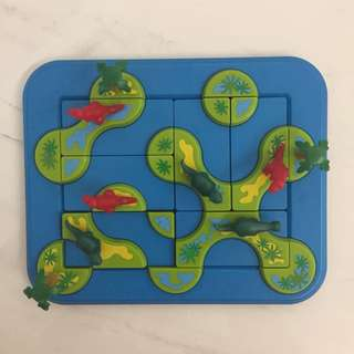 Dinosaurs Mystic Islands Puzzle Strategy Smart Game
