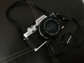 Olympus OM-10 like new item