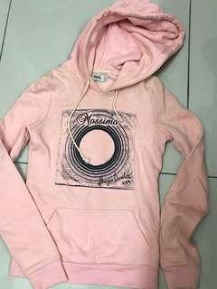 Mossimo Pink Hoodie