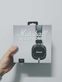 Marshall Major 2 Headphones