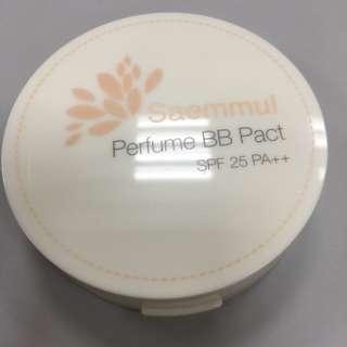 韓國the SAEM 賽慕香水BB粉餅-20g Saemmul Perfume BB Pact SPF25 PA++
