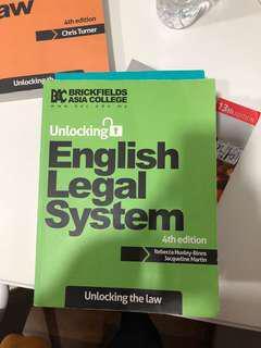 Unlocking common law els