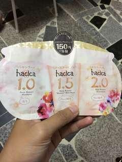 日本hacica八和花深層修護體驗包