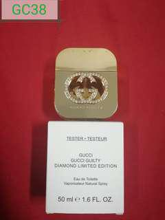 GC38) Gucci Guilty Diamond Limited Edt edition 50ml