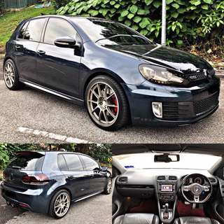 SAMBUNG BAYAR / CONTINUE LOAN  VOLKSWAGEN GOLF GTI 2.0 YEAR 2011