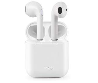 🚚 2018 mini earbuds mini earphone in ear for iPhone / Android With Charging Case