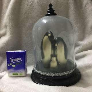 企鵝 溫馨 擺設