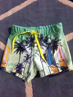 H&M boys swim /beach short 2-4yo