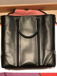 Givenchy Men's Leather Tote Bag