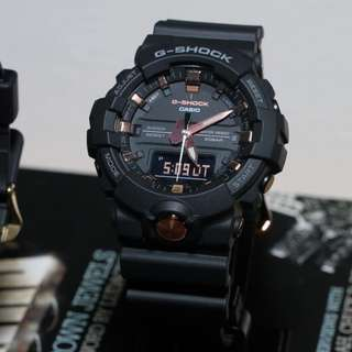CASIO G-SHOCK GA-810 series GA-810B-1A4 玫瑰金色 GSHOCK GA810B